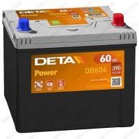 Аккумулятор DETA Power DB604 / 60Ah