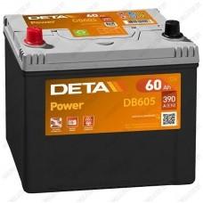 Аккумулятор DETA Power DB605 / 60Ah