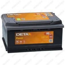 Аккумулятор DETA Power DB950 / 95Ah