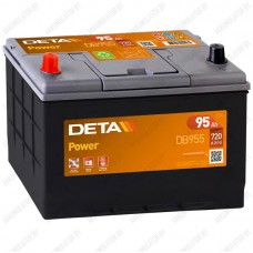 Аккумулятор DETA Power DB955 / 95Ah