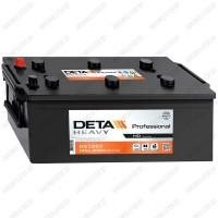 Аккумулятор DETA Professional DG1803 / 180Ah