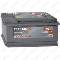 Аккумулятор DETA Senator3 DA900 / 90Ah