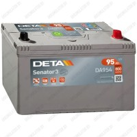 Аккумулятор DETA Senator3 DA954 / 95Ah