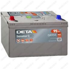 Аккумулятор DETA Senator3 DA955 / 95Ah