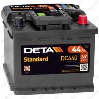 Аккумулятор DETA Standard DC440 / 44Ah