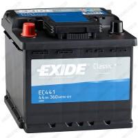 Аккумулятор Exide Classic EC441 / 44Ah