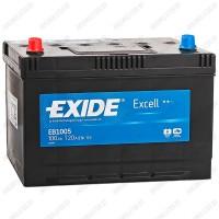 Аккумулятор Exide Excell EB1005 / 100Ah