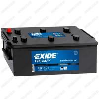 Аккумулятор Exide HEAVY EG1403 / 140Ah