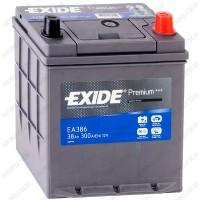 Аккумулятор Exide Premium EA386 / 38Ah
