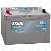 Аккумулятор Exide Premium EA955 / 95Ah