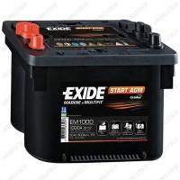 Аккумулятор Exide Start AGM EM1000 / 50Ah