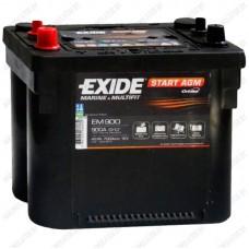 Аккумулятор Exide Start AGM EM900 / 42Ah