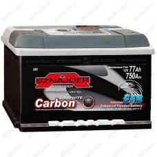 Аккумулятор Sznajder Carbon EFB / 577 05 / 77Ah