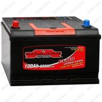 Аккумулятор Sznajder Japan Plus / 600 33 L / 100Ah