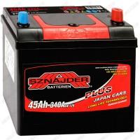 Аккумулятор Sznajder Japan Plus / 545 23 R / 45Ah