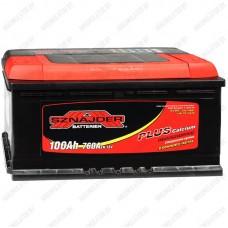 Аккумулятор Sznajder Plus / 600 38 R / 100Ah