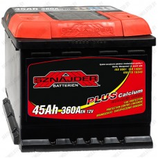 Аккумулятор Sznajder Plus / 545 59 R / 45Ah