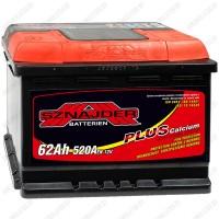 Аккумулятор Sznajder Plus / 562 65 L / 62Ah