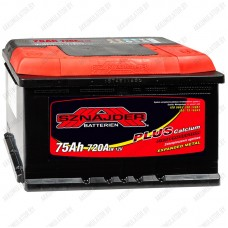 Аккумулятор Sznajder Plus / 575 20 R / 75Ah