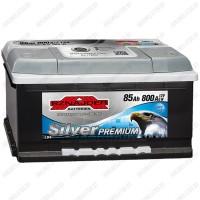 Аккумулятор Sznajder Silver Premium / 585 45 R / 85Ah / Низкий
