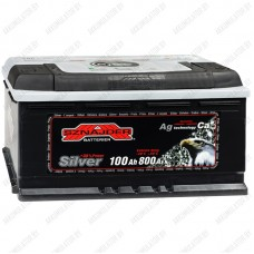 Аккумулятор Sznajder / Silver / 600 25 R / 100Ah