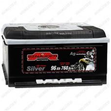 Аккумулятор Sznajder / Silver / 596 25 R / 96Ah / Низкий