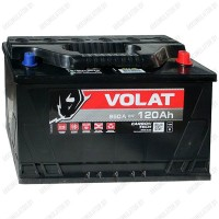 Аккумулятор VOLAT Ultra 120Ah R