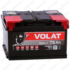Аккумулятор VOLAT Ultra 75Ah / 750A / R