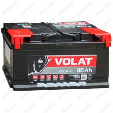 Аккумулятор VOLAT Ultra 85Ah R / Низкий