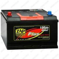 Аккумулятор ZAP Plus Japan 600 33 L / 100Ah