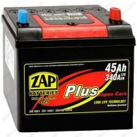 Аккумулятор ZAP Plus Japan 545 23 R / 45Ah