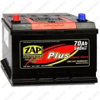 Аккумулятор ZAP Plus Japan 570 24 L / 70Ah