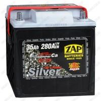 Аккумулятор ZAP Silver Japan 535 72 L / 35Ah
