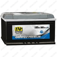 Аккумулятор ZAP Silver Premium 600 35 / 100Ah