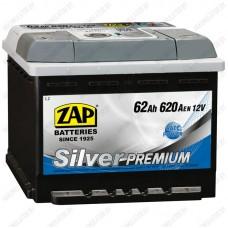 Аккумулятор ZAP Silver Premium 562 36 L / 62Ah