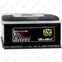 Аккумулятор ZAP Silver 600 25 R / 100Ah