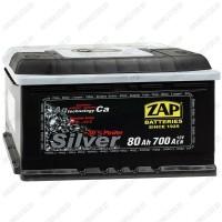 Аккумулятор ZAP Silver 580 25 R / 80Ah