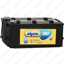Аккумулятор AKOM Classic 190Ah