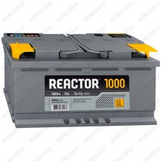 Аккумулятор AKOM Reactor 6CT-100 / 100Ah / 1 000А
