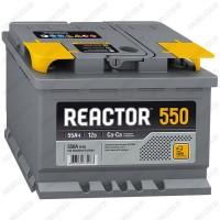Аккумулятор AKOM Reactor 6CT-55 / 55Ah