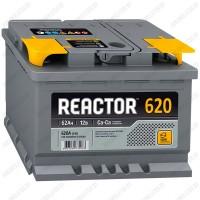 Аккумулятор AKOM Reactor 6CT-62 L / Прямая полярность