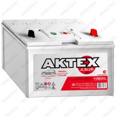 Аккумулятор АкТех 115D31L-6СТ-90 АЗ / 90Ah