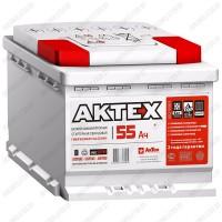 Аккумулятор АкТех 6CT-55A3 R / 55Ah