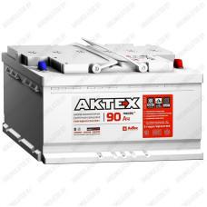 Аккумулятор АкТех 6CT-90A3 R / 90Ah