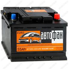 Аккумулятор AKOM АвтоФан 55 R