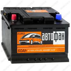 Аккумулятор AKOM АвтоФан 60 L