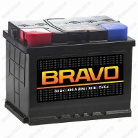 Аккумулятор BRAVO 6CT-60 R / 60Ah