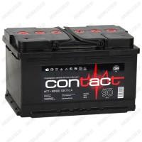 Аккумулятор Contact 6CT-90/ 0/1-L5АЧ-АЧ-0 / 90Ah