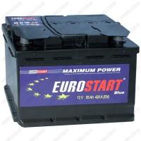 Аккумулятор Eurostart Blue 6CT-55 / 55Ah