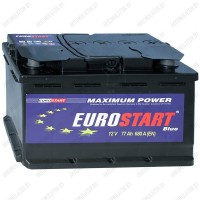 Аккумулятор Eurostart Blue 6CT-77 / 77Ah